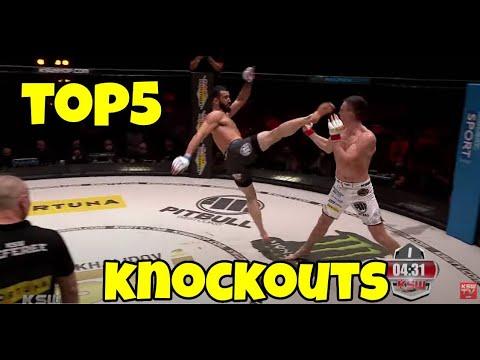 Download Mamed Khalidov TOP 5 KO
