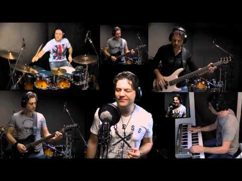 DREAM THEATER - PULL ME UNDER  - One Man Band - Cover by Adamo Troiani