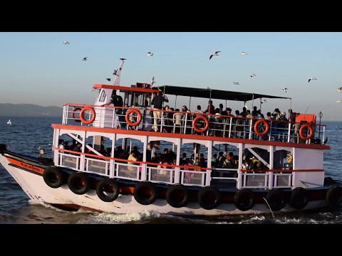 Solo Trip Mumbai India Part-1 4k