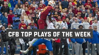 Top 10 Plays of Week 10 | College Football Highlights