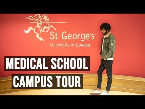 UK Medical School Campus Tour | University Campus Tour