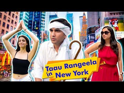 Taau Rangeela in New York, Desi in Pardes by Lalit Shokeen Films