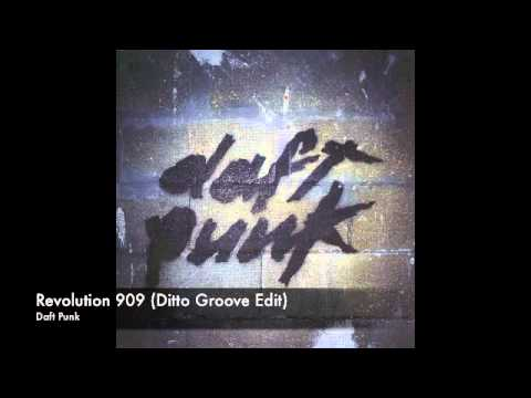 Daft Punk - Revolution 909 (Ditto Groove Edit)