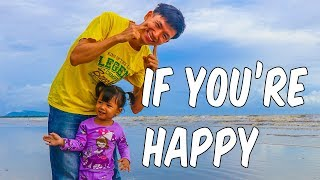 If You're Happy Happy Song with Lyrics