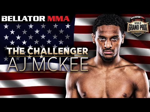 A.J. McKee: The Challenger   Extended Preview   Bellator MMA
