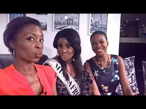 Gorgeous Miss Africa USA Frances Udukwu joins Lamide&Zainab @Fahrenheit to discuss Family Values