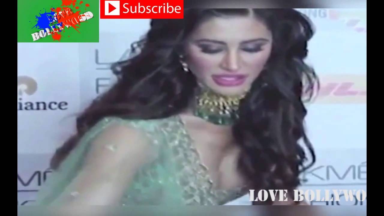 Nargis Fakhri Hot Cleavage Show  Love Bollywood - Youtube-7342