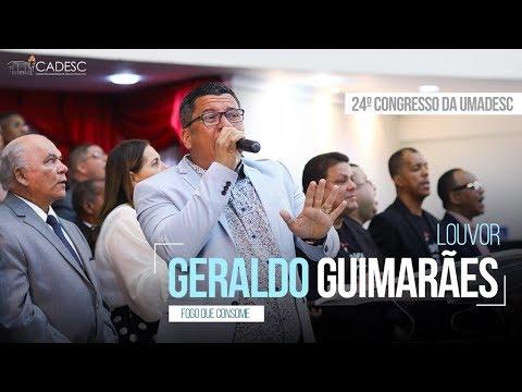 Fogo Que Consome - Geraldo Guimarães - Último Dia - 24º Congresso da UMADESC
