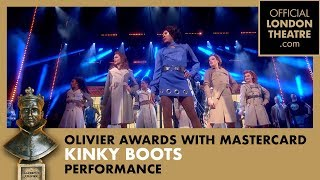 2016 Olivier Awards - Kinky Boots Performance