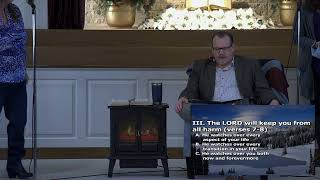 "January 10th, 2021 ""Help for the Journey"" Rev. Stephen R. Smith and Worship"