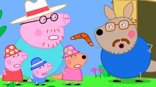 Download Peppa Pig Official Channel 🇦🇺 A Goodbye Present for Peppa Pig - Boomerang! Mp3 and Videos