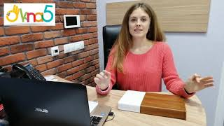 Подоконники Openteck в Киеве от компании ОКна 5. Пластиковые подоконники Опентек - видео обзор ОКна5