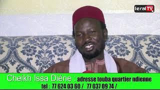"""Cheikh Issa Diène, le tradipraticien qui soigne l'impuissance sexuelle, le """"farou rap"""" et les..."""