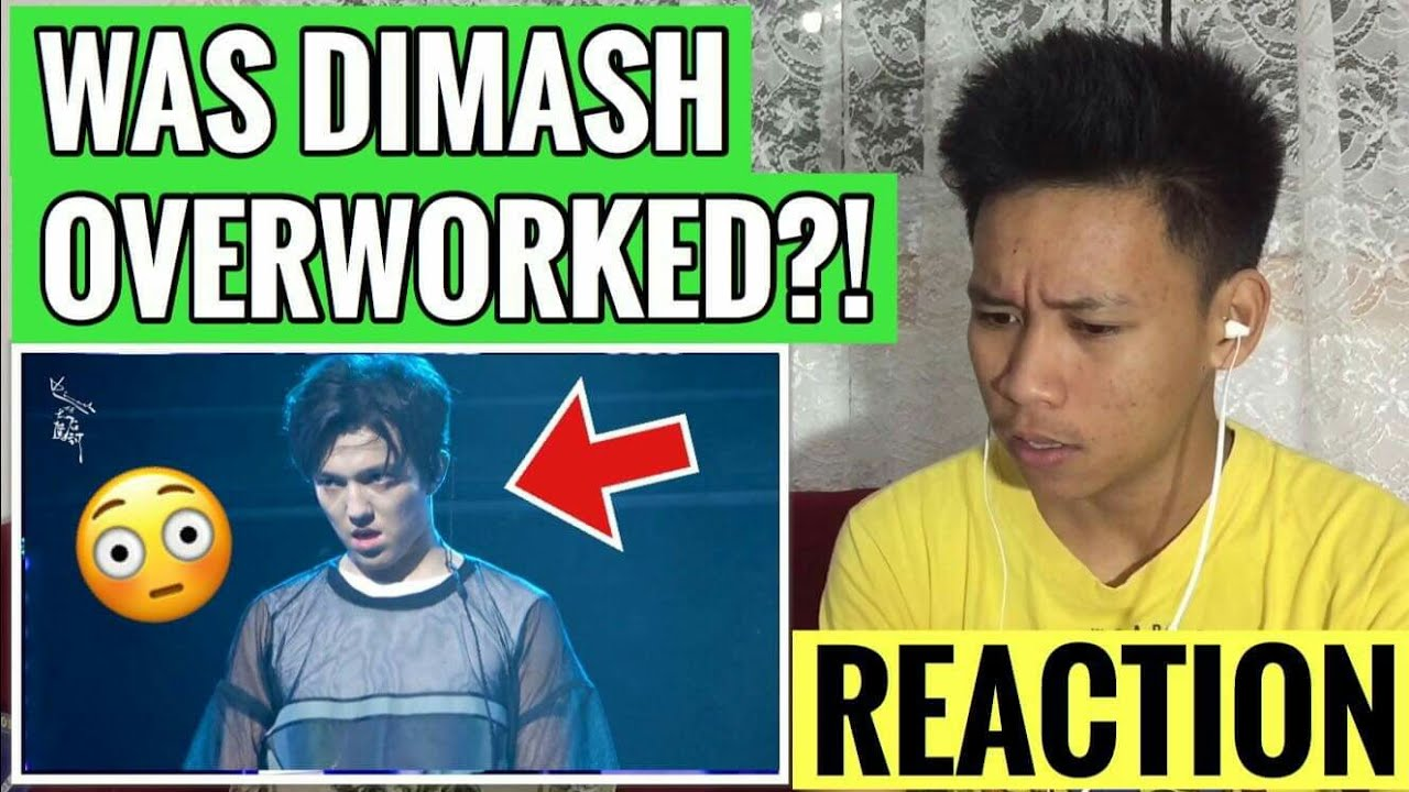 "Dimash Kudaibergen ""Just Let It Be"" [FANCAM] - Arnau Concert [REACTION]"