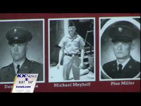 KXMC:  Senator Heitkamp & Bismarck High School Students Honor Vietnam Veterans