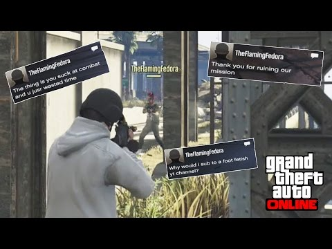 TRASH-TALKER GETS BODIED 1 HOUR [GTA 5 Online Killing Other Players and Chill] #3