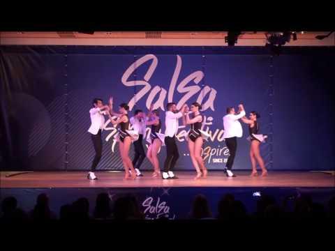 Pablo & Georgia Dance Team(Greece)@7th Salsa Spring Festival, Greece