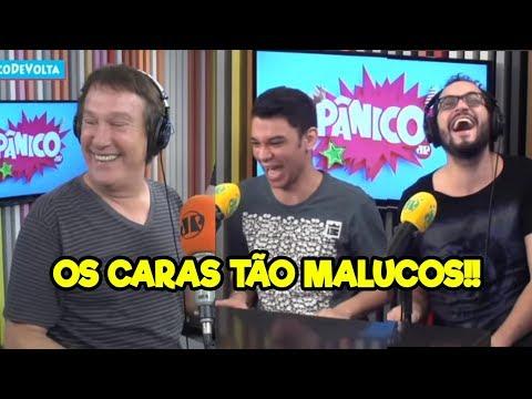 Humor Negro, Matheus Ceará Zoando E+   Pânico 2018 - MM #52