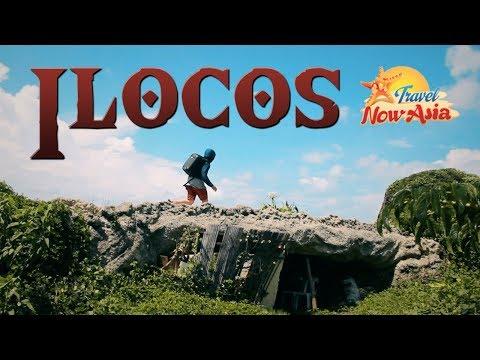 Travelling to ILOCOS with Travel Now Asia | Bani Logroño Cinevlog