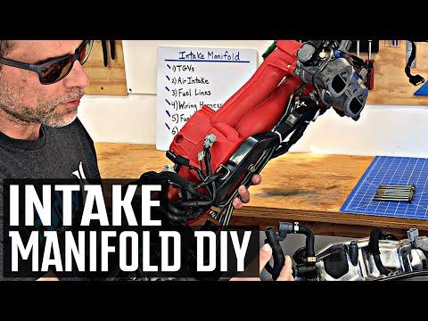 Subaru DiY | Intake Manifold Assembly and Install [RSTi Build]