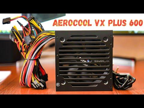 Aerocool VX Plus 600 600W