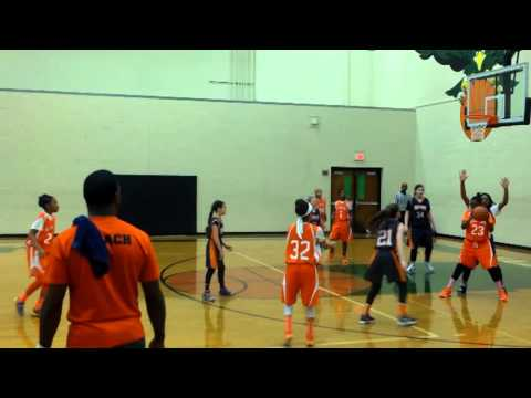 Rockwall Select vs DC Queens - 2023 Blue( March 13, 2016)