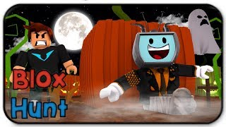 They Will Never Expect Me To Hide As This Item - Roblox Blox Hunt Hallowseve Event