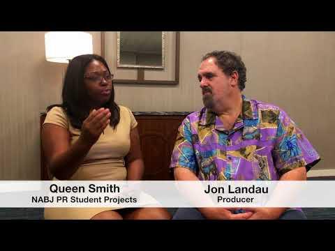 NABJ17: Jon Landau on Mentorship in the Film Industry