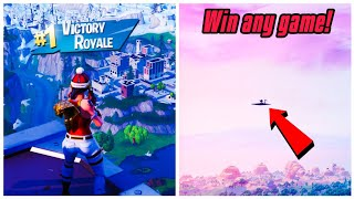 Win any game easily with this game breaking glitch (Insane) Fortnite glitches season 8 PS4/Xbox one