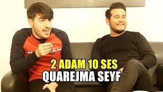 QUARESMA SEYF'LE 2 ADAM 10 SES YAPTIK !
