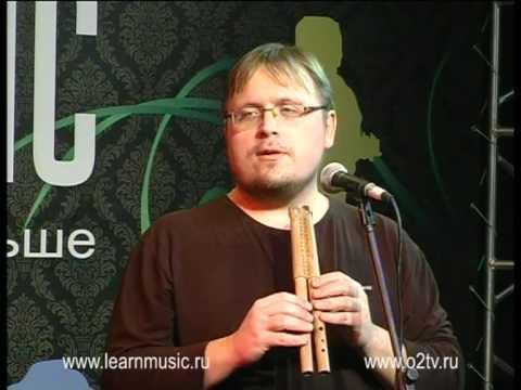 Роман Ломов LearnMusic ¼ Мультиинструментализм в фольклоре