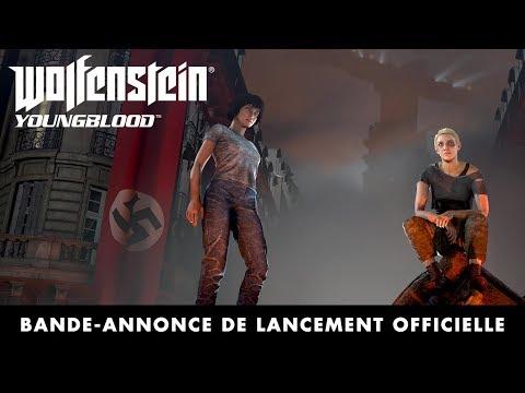 Wolfenstein Youngblood : lancement en vidéo du spin-off standalone de MachineGames