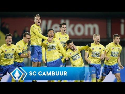 KNVB Beker 2016/'17 | Het avontuur van Cambuur