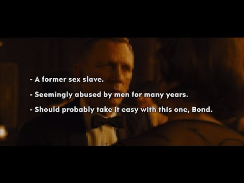 Inappropriate Moments James Bond Movies