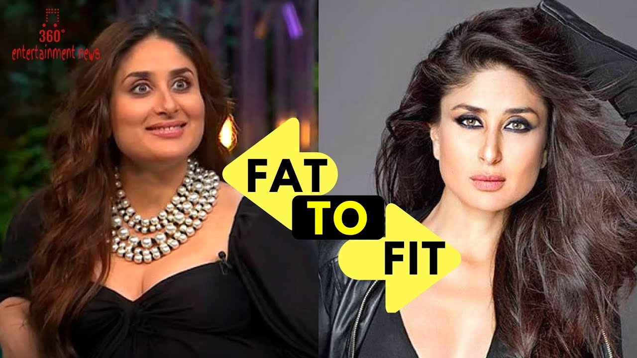 Download Top 10 Bollywood Celebrities Who Went From Fat To Fit 2018