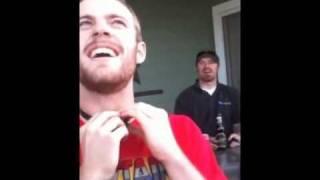 Man Tries Anti-bark Dog Collar ( Funny )