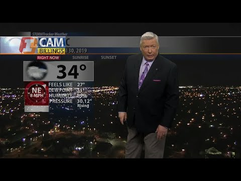 Q2 Weather: 10p m  with Bob McGuire for April 30, 2019