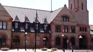 Union Pacific Train Depot Cheyenne Wyoming