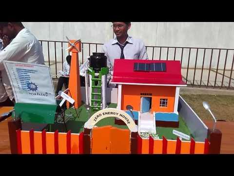 Zero energy house diploma project