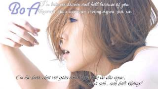 [Engsub][Vietsub][Romanized] BoA - Between Heaven And Hell (Shark OST)