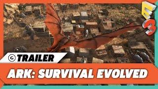 ARK: Survival Evolved - E3 2017 Pre-Order Trailer