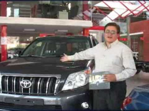 LAND CRUISER PRADO VERSION 2010