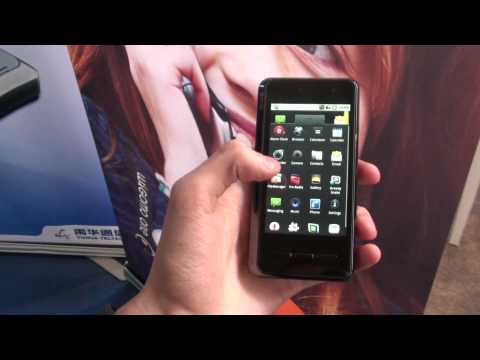 Hands-on with Saygus Vphone for Verizon Wireless