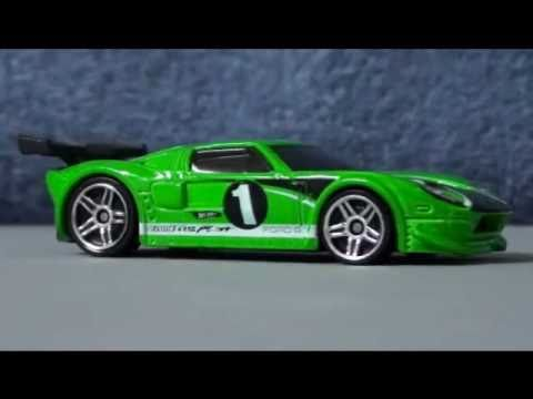 Awesome Hot Wheels Car Ford Gt Lm