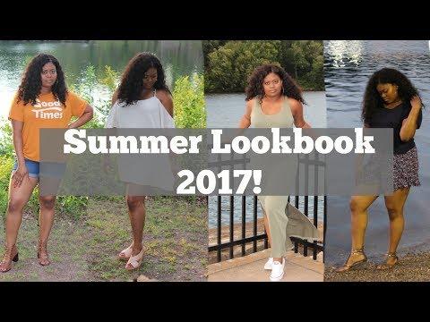 Curvy Girl Summer Lookbook 2017. http://bit.ly/2Xc4EMY