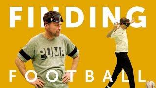 One of Slash Football's most viewed videos: BLIND FOOTBALL IN MUNICH | HENNING WEHN & LOTHAR MATTHÄUS | FINDING FOOTBALL