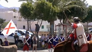 BEATING THE BRITISH - THE BATTLE OF TAMASITE - FUERTEVENTURA