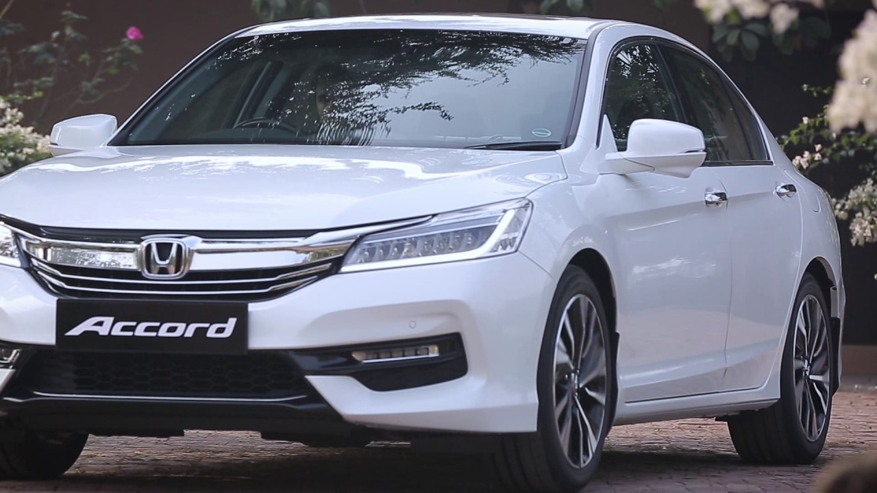Honda Atlas Cars Pakistan Limited Launches Sportier Bolder New Accord 2016