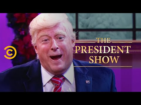 The President and the Press Need Each Other - The President Show