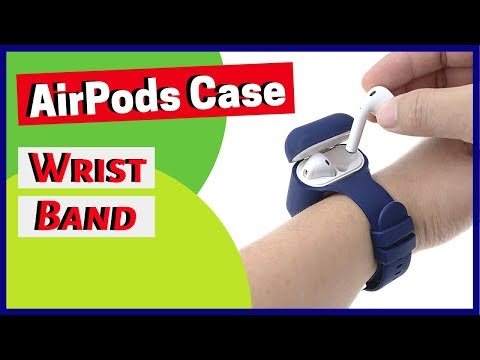 best-airpods-wrist-holder-|-silicone-sports-bands